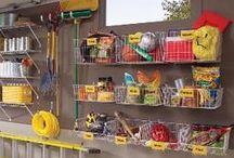 Garage, Crawl and Basement Storage