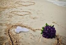 Beach Wedding Styling and Decor / Beautifully decorated nautical themes and beach weddings ideas