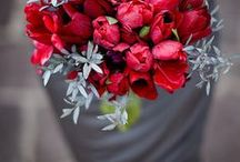 Red Wedding colours, ideas and inspiration