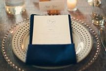 Navy Wedding colours, ideas and inspiration