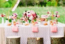 Blush Pink Wedding colours, ideas and inspiration