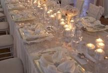 White Wedding colours, ideas and inspiration