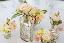 Silver Wedding colours, ideas and inspiration