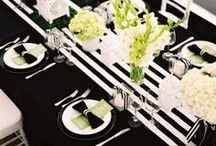 Black Wedding colours, ideas and inspiration