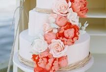 Coral Wedding colours, ideas and inspiration