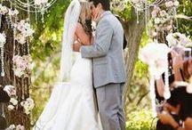 Outdoor Wedding reception ideas and inspiration