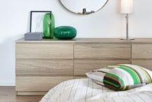 #IKEAcatalogus bed- and bathroom inspiration  By C-More Badkamer | Slaapkamer IKEA / IKEA zoekt interieurontwerper!  Mijn inspiratie voor badkamer en slaapkamer vind je hier! Wil je zelf meedoen?  Maak dan je eigen Pinterest board met #IKEAcatalogus in de naam. Gebruik ter inspiratie de producten uit de nieuwe IKEA catalogus...
