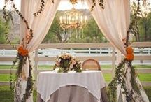 Green nature, enchanted forest theme wedding / Nature, enchanted forest theme wedding ideas, decoration and inspiration