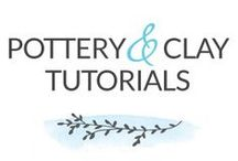 Art & Clay Tutorials / by Dabbles & Babbles