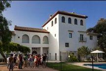 Encuentros con valores - Granada (julio 2015) / Encuentro con valores en Granada en el que los clientes de Triodos Bank comprobaron cómo su dinero se invierte en cultura a través de un proyecto singular: el Hotel Darabenaz