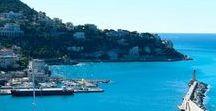 Nice / Nice, la Côte d'Azur et ses environs magiques...