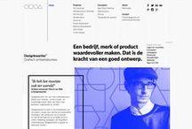 Webdesign / Web design