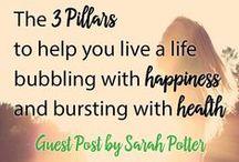WELLNESS // Health + Wellness