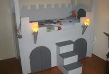 Jelle's nieuwe ridderkamer