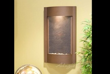 The Serene Waters Wall Mounted Water Feature