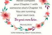 INSPIRE // Quotes
