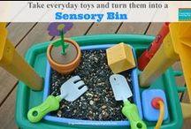 KIDS + PLAY // Sensory Play