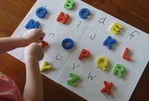 KIDS + PLAY // ABC // Literacy