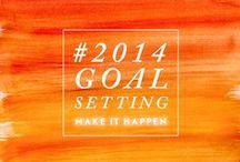 ORGANIZE // Goal Setting