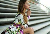 Fashion loves prints... / by S.i.m.p.l.e...