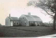 "Historic Atwood House / Archive Images and information on the Historic Atwood House through the years, the ""Oldest house in Chatham."" A part of the Chatham Historical Society. #chathamhistoricalsociety, #atwoodhouse, #atwoodhousemuseum, #chatham, #capecod"