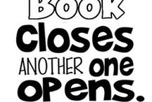 De boekenplanken  van een boekenwurm / oa boeken die ik wil lezen en/of gelezen heb....