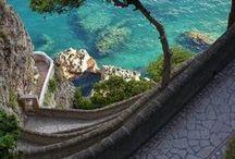Capri...been there, done that in 1971 / Capri. ik was daar in 1971 als verliefde 19jarige, foto's van toen zijn vergeeld, blij met deze foto's!!!nu 42 jaar getrouwd met mijn grote liefde!