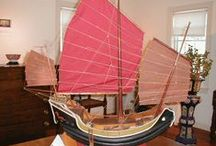 Model Ships / From the archives of Chatham Historical Society model ships from the collection. #chatham, #chathamhistoricalsociety, #model, #ship, #atwoodhouse, #capecod, #modelship