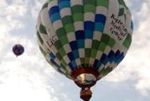 Hot Air Balloon Info-graphics / Info-graphics on Hot Air Balloons or closely related!