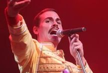 QUEENIE - WORLD QUEEN TRIBUTE BAND / 100 % Live - No Track - 100 % Queen QUEEN Music
