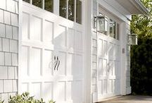 Garage Doors / Okay so we love garage doors - it's our thing!