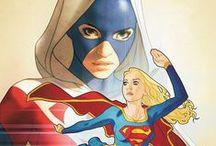 Super Stuff / A collection of super Hero/Villain related stuff