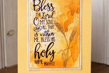 Bible verses - inspiration