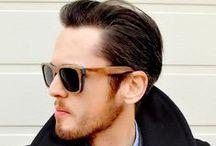 Gafas de sol Hombre / Wood