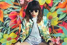 Gafas de sol Mujer / Tropical