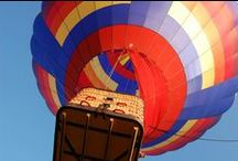 Ballooning Around The World / Beautiful Hot Air Balloons Around the World!