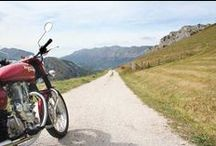 Motorcycle Adventures / Motorcycle adventures in France and Spain. Discovering the best road and the beautiful sights