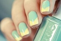 Nails / A board with Nail Art inspiration, beautiful nails and other nail-related stuff.
