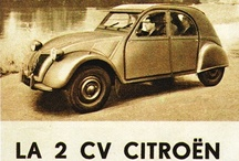 Citroen Car Ads / Founded in 1919 by French industrialist André-Gustave Citroën (1878–1935), Citroën was the first mass-production car company outside the USA and pioneered the modern concept of creating a sales and services network that complements the motor car. Within eight years Citroën had become Europe's largest car manufacturer and the 4th largest in the world.