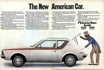 American Motors Car Ads - Post War / American Motors Corporation (AMC) was an American automobile company formed by the 1954 merger of Nash-Kelvinator Corporation and Hudson Motor Car Company. At the time, it was the largest corporate merger in U.S. history.[citation needed]