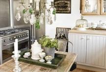 Kitchen  / Plaisirs à partager, dans un joli cadre pour les gourmands et les gourmets...