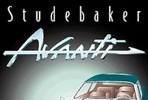 "Avanti Car Ads / The car's design theme is the result of sketches Sherwood Egbert ""doodled"" on a jet-plane flight west from Chicago 37 days after becoming president of Studebaker in February, 1961.""[6] Designed by Raymond Loewy's team of Tom Kellogg, Bob Andrews and John Ebstein on a 40-day crash program, the Avanti featured a radical fiberglass body design mounted on a modified Studebaker Lark Daytona 109-inch convertible chassis with a modified 289 Hawk engine."