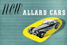 Allard Motor Co. Car Ads / Allard Motor Company Limited was an English car manufacturer founded in 1945 by Sydney Allard which operated from small premises in south London. Car manufacture almost ceased within a decade. It produced approximately 1900 cars before his death in 1966. Before the war, Allard supplied some replicas of a Bugatti-tailed special of his own design from Adlards Motors in Putney