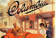 Columbia Automobile Co. Car Ads / Columbia Automobile Company was created as a joint venture of the Motor Vehicle Division of the Pope Manufacturing Company of Hartford, Connecticut and the Electric Vehicle Company in 1899. At the turn of the Twentieth Century they were producing and selling hundreds of vehicles a year under Pope's Columbia brand name, while most gasoline engine automobile manufacturers had made only a few dozen cars.