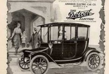 "Detroit Electric Car Ads / Detroit Electric (1907–1939) was an American automobile brand produced by the Anderson Electric Car Company in Detroit, Michigan. The company production was at its peak in the 1910s selling around 1000 to 2000 cars a year. Towards the end of the decade the Electric was helped by the high price of gasoline during World War I. In 1920 the name of the Anderson company was changed to ""The Detroit Electric Car Company"" as the car maker separated from the body business (it became part of Murray Body)"