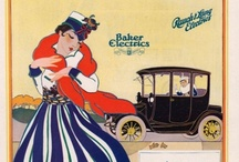 Baker Electric Car Ads / Baker Motor Vehicle Company was a manufacturer of Brass Era electric automobiles in Cleveland, Ohio from 1899 to 1914.