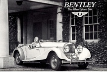 Bentley Car Ads / Bentley Motors Limited is a British manufacturer of luxury automobiles founded January 1919 by W. O. Bentley. Bentley had been previously known for his range of rotary aero-engines in World War I, the most famous being the Bentley BR1 as used in later versions of the Sopwith Camel. After the war, W. O. Bentley designed and made production cars that won the 24 hours of Le Mans in 1924 and following models which repeated those successes each June 1927, 1928, 1929, and 1930.