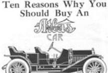 Atlas Motor Car Ads / Harry Knox established the Knox Motor Truck Company in 1905 to produce Atlas commercial vehicles. His former partners at his previous firm took him to court over the name. After he was forbidden from using the Knox name, he formed the Atlas Motor Car Company in late 1907. Harry Knox had proposed to the people producing the Sunset in California that he produce the car under license. At first they refused, but changed their mind after the 1906 San Francisco earthquake.
