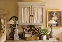 Atmosphère inimitable / Parce que certains endroits ont une âme, un style, ceux de leur propriétaire... Nos maisons sont souvent un prolongement de nous-même...
