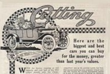 Cutting: Clarke-Cutter Automobile Company Car Ads /  The Cutting was an automobile manufactured in Jackson, Michigan by the Clark-Carter Automobile Company from 1909-11, and the Cutting Motor Car Company from 1911-12. The Cutting was a powerful automobile using engines from Milwaukee, Model, and Wisconsin ranging from 30-60 hp. Cuttings have been entered into the Indianapolis 500 in 1911 & 1912. Prices ranged from $1,200 to $1,500. The company failed in 1912 due to lack of sufficient capital.